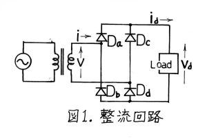 図1.整流回路